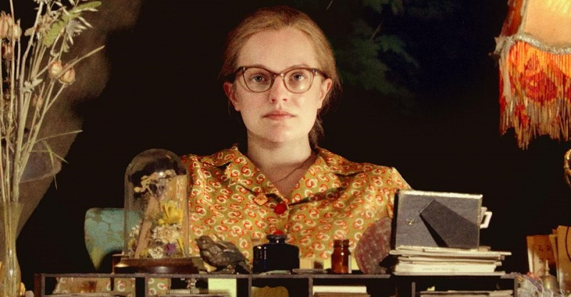 Elisabeth Moss becomes a troubled writer in this trailer for Shirley 3