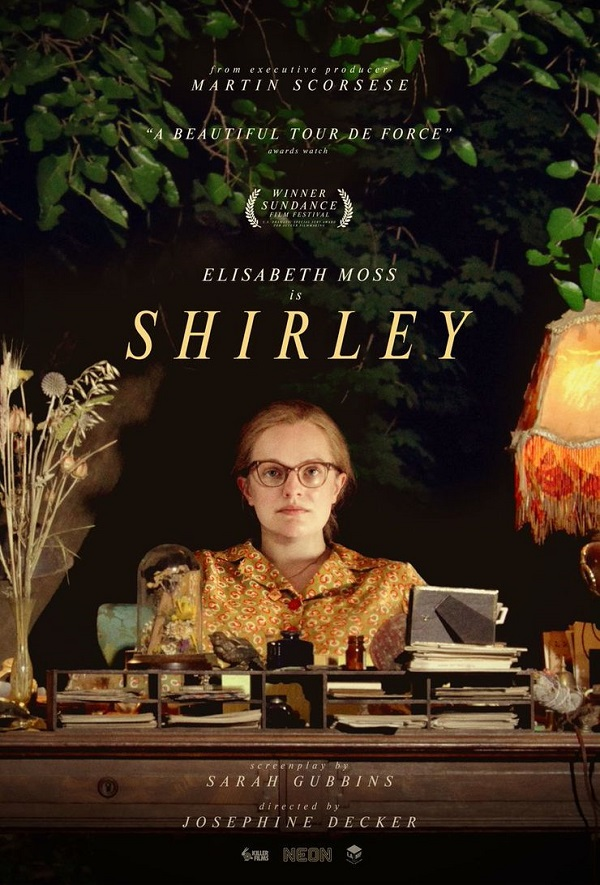 Elisabeth Moss becomes a troubled writer in this trailer for Shirley 4