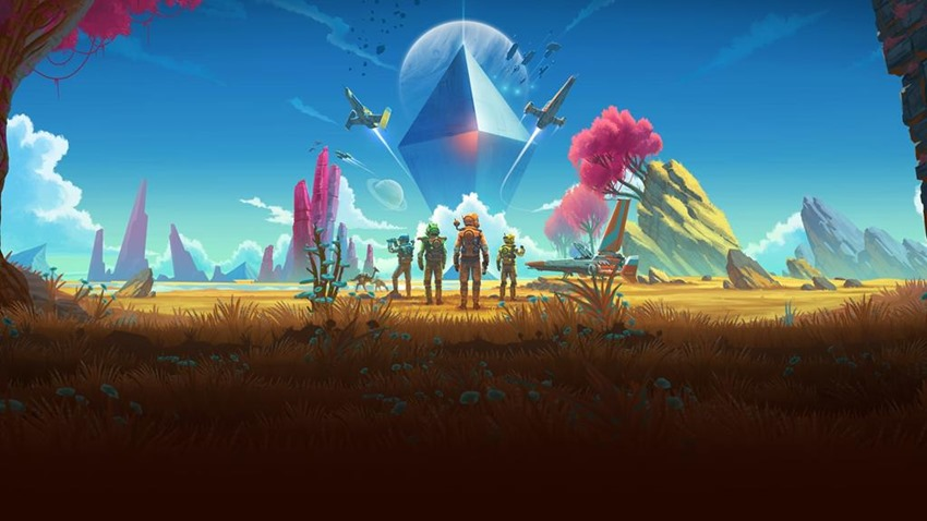 No Man's Sky is coming to Xbox Game Pass in June 4
