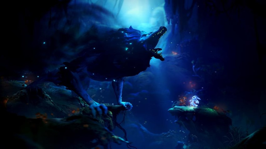 """Ori and the Will of the Wisps on Nintendo Switch would be an """"extremely difficult port"""" 4"""