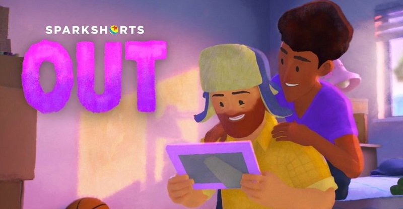 Pixar introduces its first gay main character in the short movie Out 9