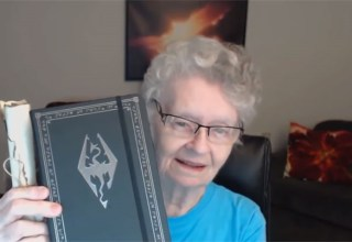 Skyrim Grandma is taking a break from streaming thanks to relentless internet armchair critics 6