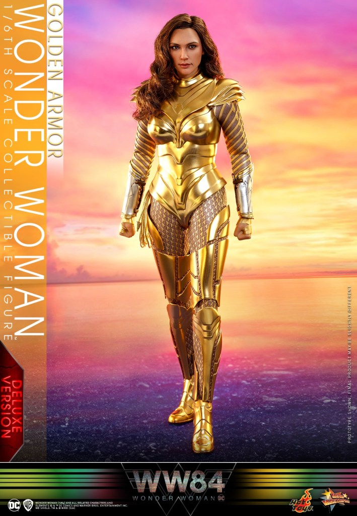 Hot Toys Wonder Woman 1984 is ready to soar like a majestic golden goddess 28