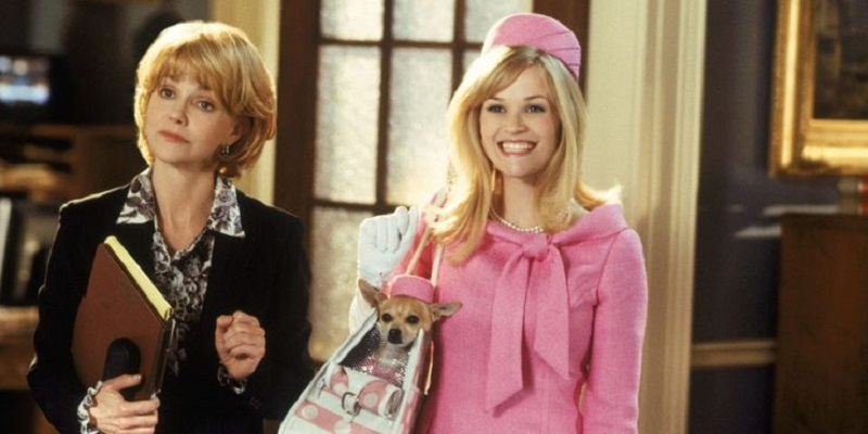 Mindy Kaling and Dan Goor are working on a Legally Blonde 3 script 3