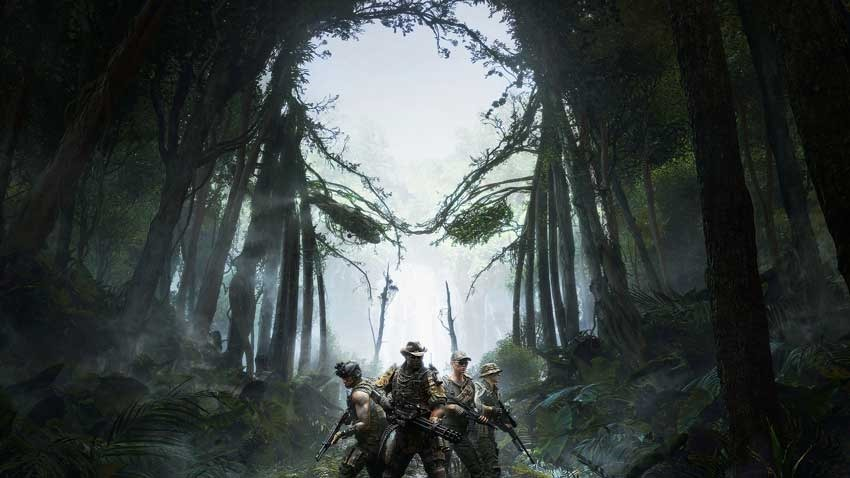 Predator: Hunting Grounds' Arnold Schwarzenegger DLC has a brilliant story hidden inside of it 2