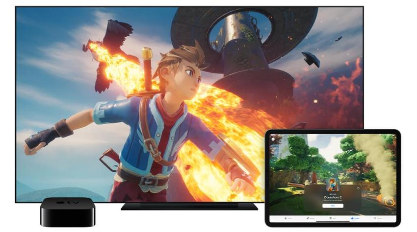 Apple gets serious about gaming on the iPad 3