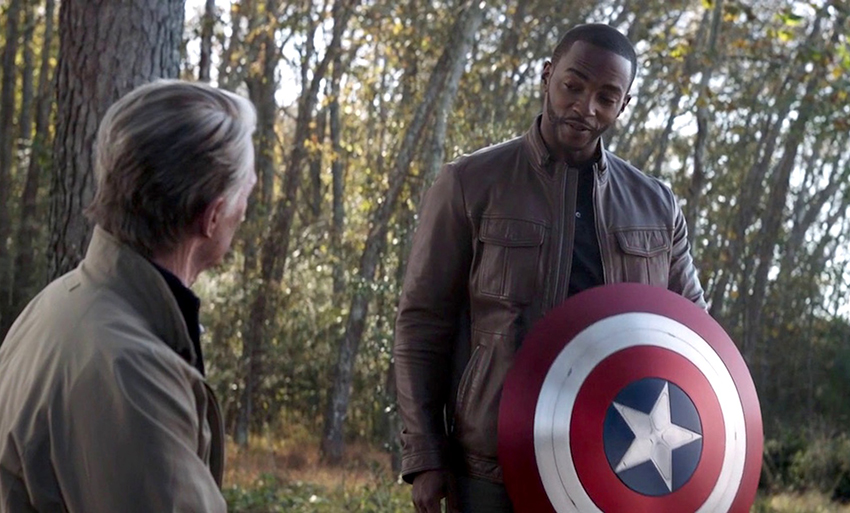 "Anthony Mackie says Falcon & Winter Soldier is a ""six or eight-hour movie"" 7"
