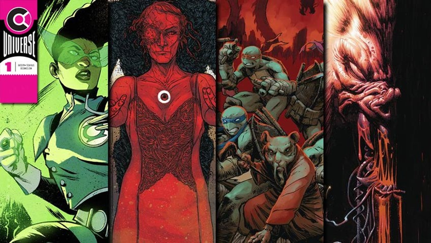 The best comic book covers of the week – 01 June 2020 8