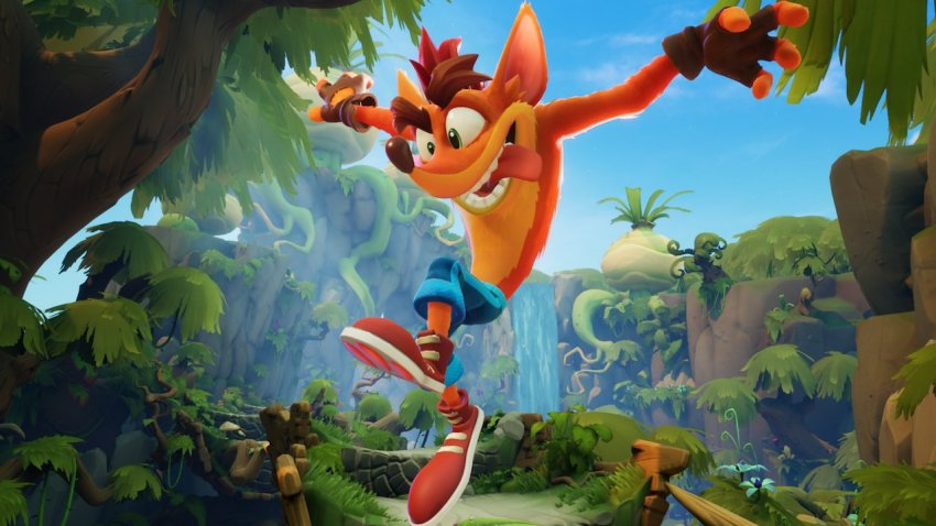 Here's the first trailer for Crash Bandicoot 4: It's About Time 2