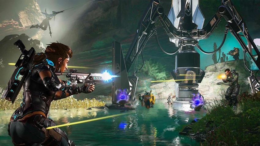 Amazon's Crucible is going back to the closed beta drawing board a mere month after release 4