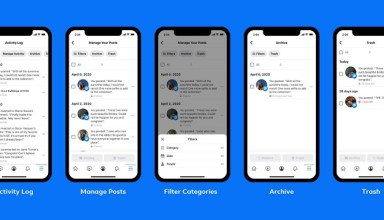 Facebook is making it easier to bulk-delete your past posts 11
