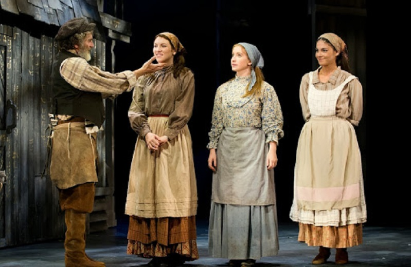 MGM wants to remake the classic musical Fiddler On the Roof 4