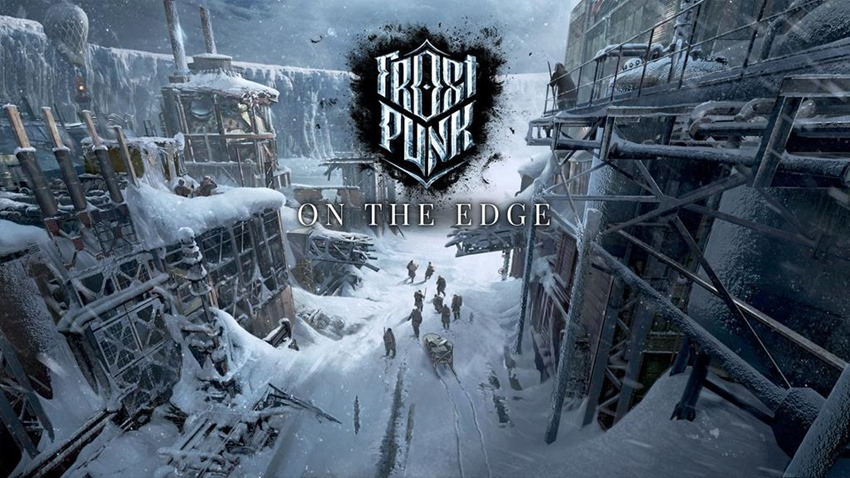 Frostpunk's final expansion is On the Edge 4