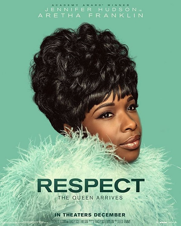 The Queen arrives! Watch Jennifer Hudson as Aretha Franklin in this teaser trailer for RESPECT 4