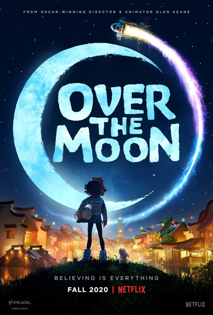 Embark on an epic adventure in Netflix's animated feature Over the Moon 4