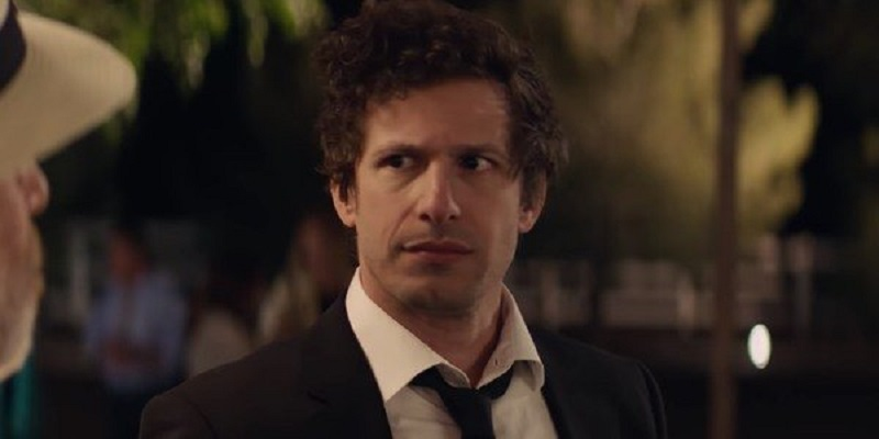 Andy Samberg and Cristin Milioiti's lives are stuck in a Groundhog Day romantic comedy in this trailer for Palm Springs 2