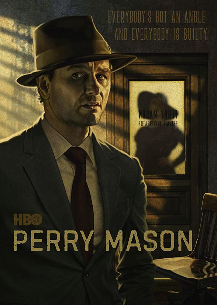 HBO brings the iconic defense attorney back to life in the miniseries Perry Mason 4
