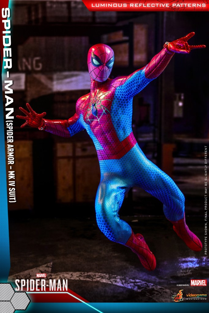 Hot Toys' latest Spider-Man figure is its most amazing one yet 30