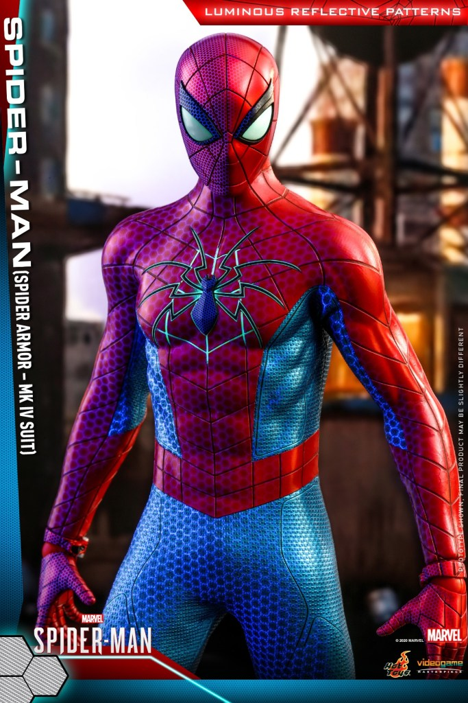 Hot Toys' latest Spider-Man figure is its most amazing one yet 31