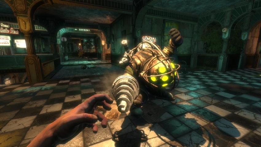 Bioshock: The Collection Switch Review - There's always a Lite-house 10
