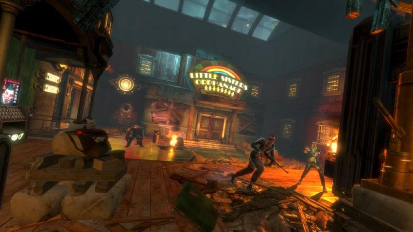 Bioshock: The Collection Switch Review - There's always a Lite-house 11