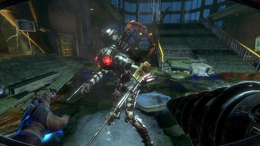 Bioshock: The Collection Switch Review - There's always a Lite-house 12