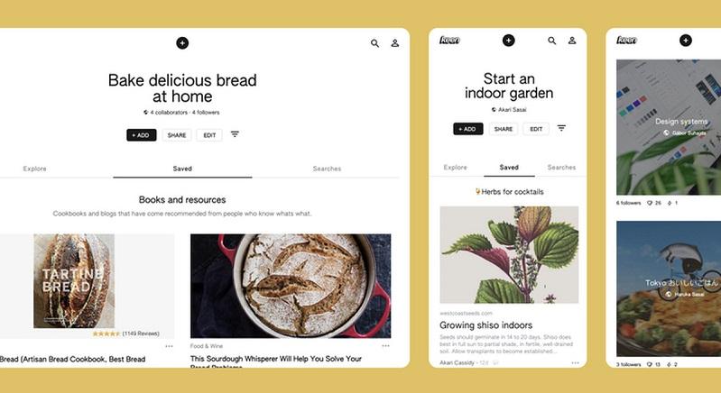 Google launches a new Pinterest-like social platform called Keen 2