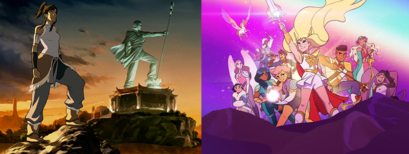 "Korra and She-Ra: Five similarities between these pioneering ""spirit sisters"" and animated series 18"