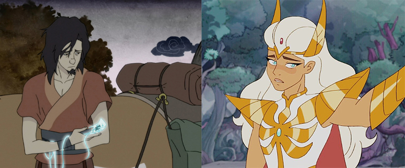 "Korra and She-Ra: Five similarities between these pioneering ""spirit sisters"" and animated series 19"