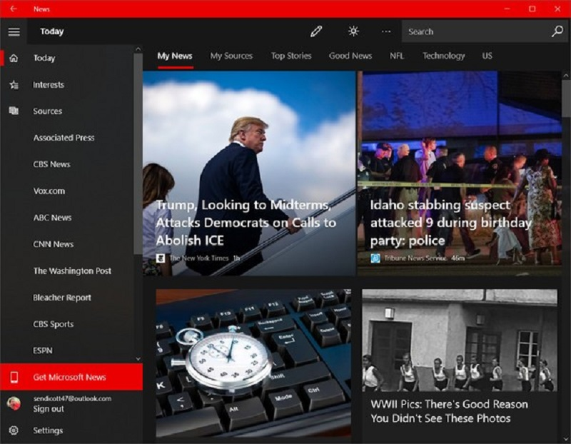 Microsoft News has laid off some of its staff and replaced them with AI 4