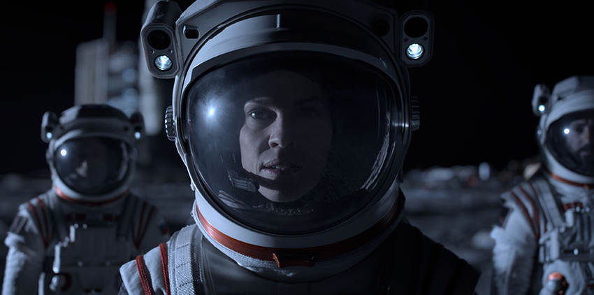 First look teaser trailer and images for Away - a new Netflix drama... in SPACE 22