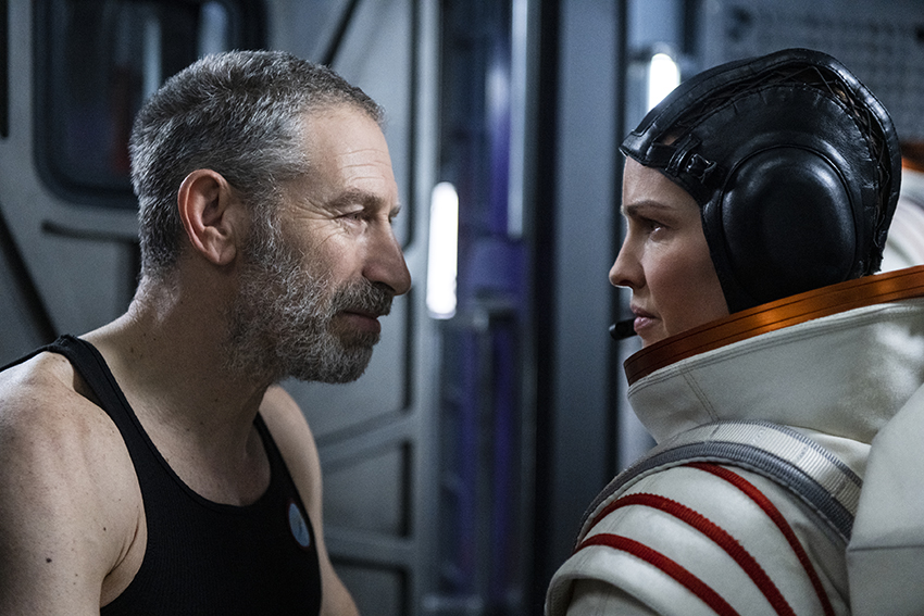 First look teaser trailer and images for Away - a new Netflix drama... in SPACE 19