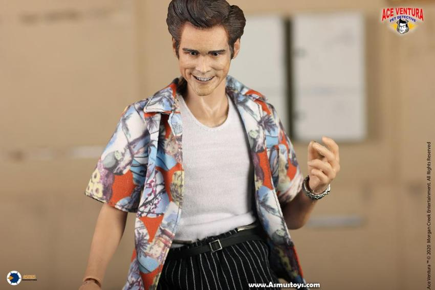 This Ace Ventura collectible toy is pure nightmare fuel 13