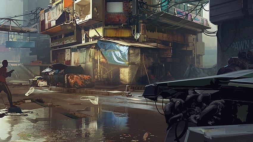 Cyberpunk-Pacifica