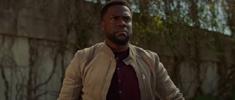 Kevin Hart wants to be an action star in this trailer for Die Hart 2