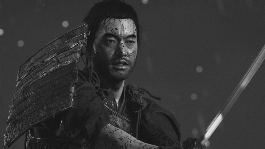 Ghost of Tsushima's special cinematic visual filter has the official blessing of Akira Kurosawa's estate 5