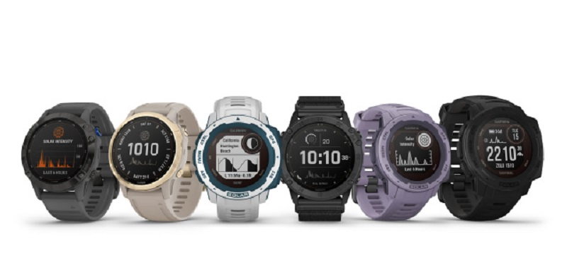 Garmin launches new solar-powered running watches 6