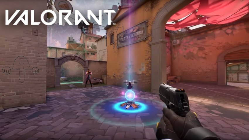 Killjoy is Valorant's latest agent and he throws…Potato Glados? 2