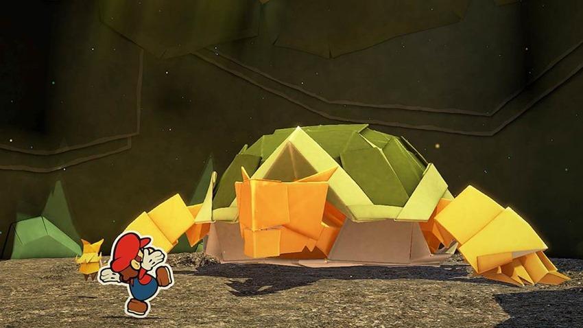 Paper Mario Origami King (4)