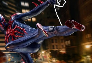 Spider-Man 2099 is finally getting a spectacular Hot Toys figure 6