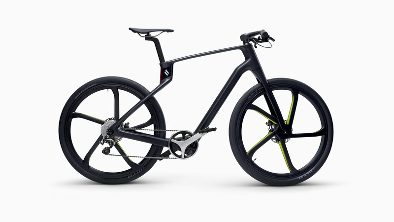 Meet the Superstrata, the first 3D printed electric bike - Critical Hit
