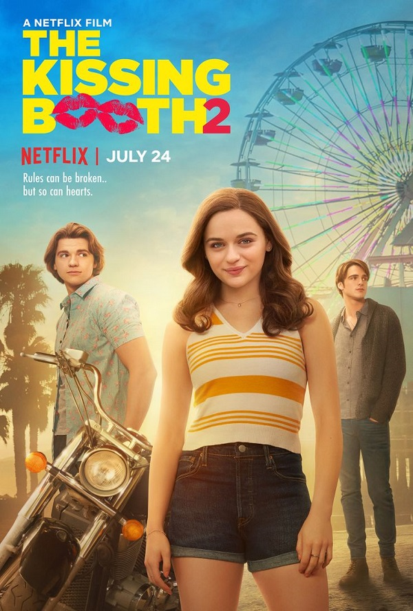 Hearts are likely to break in this trailer for The Kissing Booth 2 4