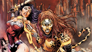New Wonder Woman 1984 pic gives best look yet at Kristen Wiig's Cheetah in-costume 32