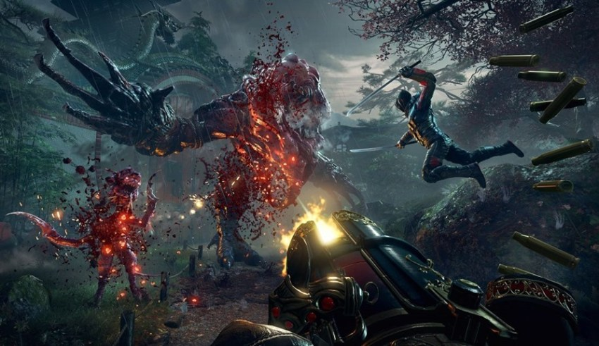 A new Shadow Warrior is apparently in the works 5