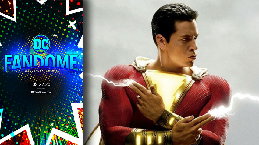 DC FanDome: Shazam 2 title revealed... and Sinbad is in the movie! 4