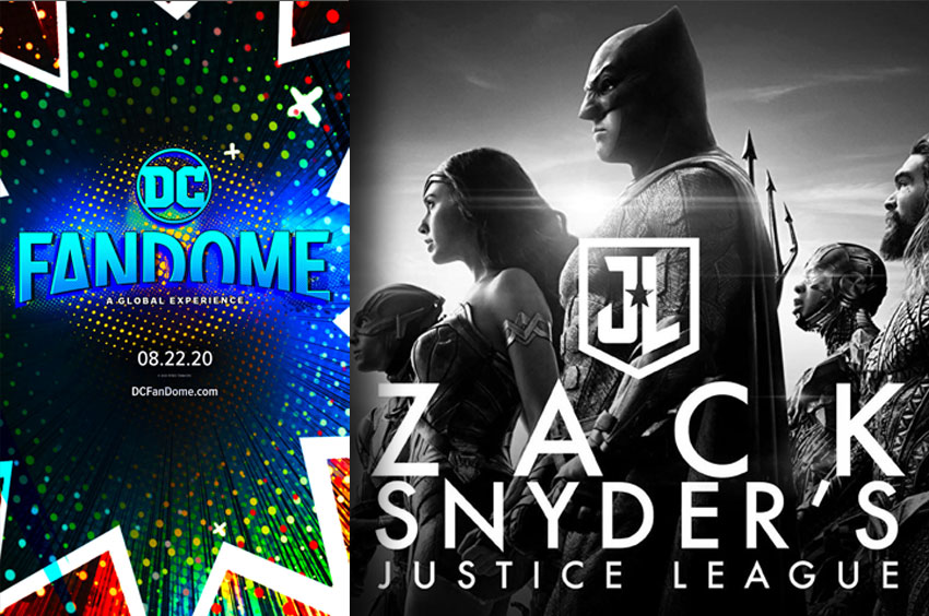 DC FanDome: Zack Snyder's Justice League will be a four-part ...