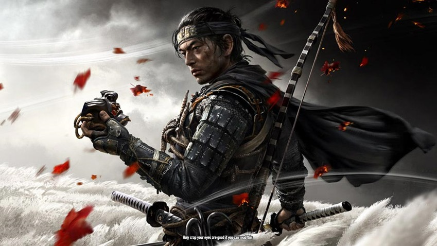 PS5 Game Boost improves select PS4 games like Ghost of Tsushima 2
