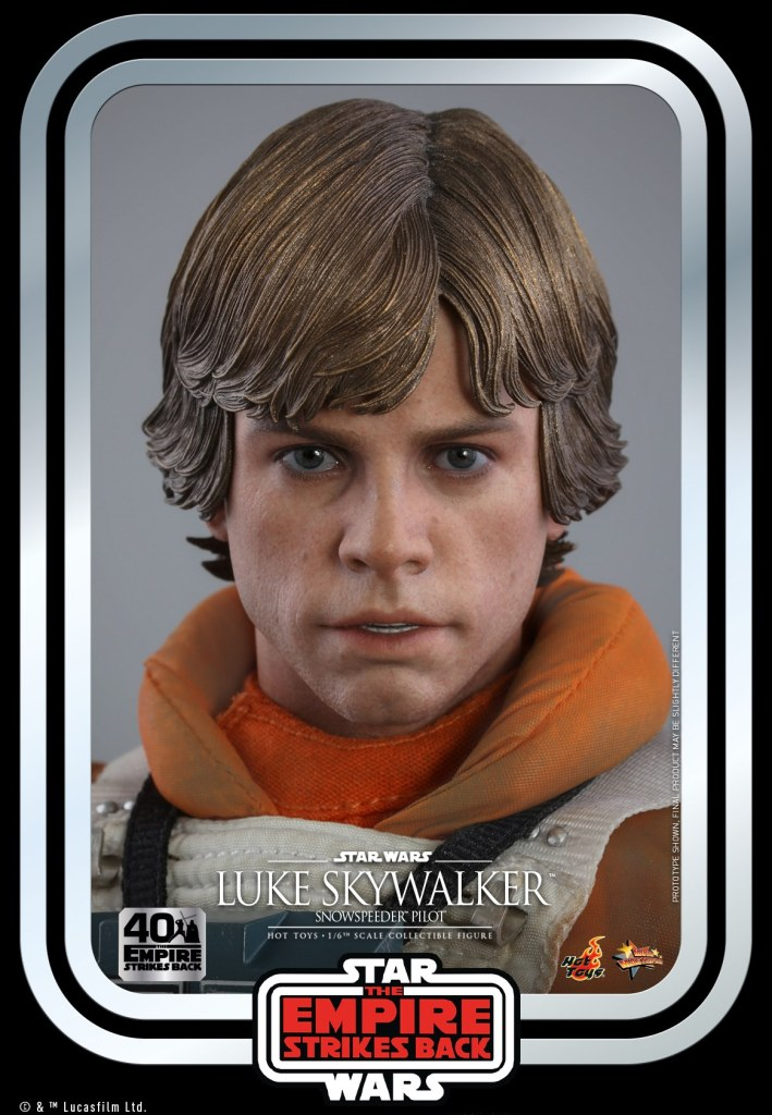 Hot Toys Luke Skywalker sadly doesn't include a severed Wampa arm in the package 22