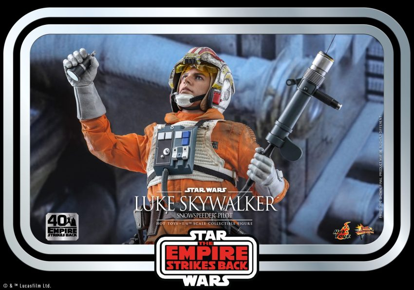 Hot Toys Luke Skywalker sadly doesn't include a severed Wampa arm in the package 23