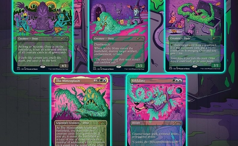 Magic: The Gathering's latest cards have a completely unique art style 3